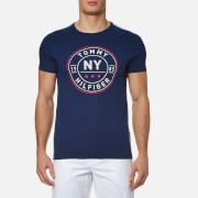 Tommy Hilfiger Men's Stan Crew Neck T-Shirt - Midnight