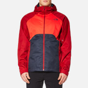 The North Face Men's Sequence Jacket - Urban Navy/High Risk Red/Cardinal Red