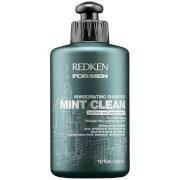 Redken for Men Mint Clean Invigorating Shampoo 10.1oz