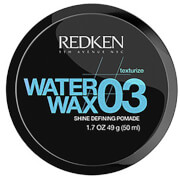 Redken Water Wax 03 Pomade 1.7oz