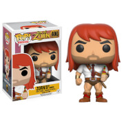 Son of Zorn Zorn with Hot Sauce Pop! Vinyl Figur