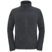 The North Face Men's 100 Glacier Full Zip Fleece - Fuse Box Grey