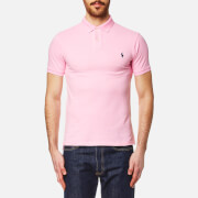 Polo Ralph Lauren Men's Slim Fit Polo Shirt - Pink