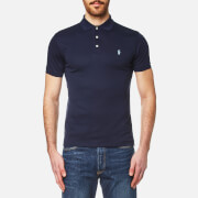 Polo Ralph Lauren Men's Pima Cotton Slim Fit Polo Shirt - Navy