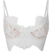 For Love & Lemons Women's Sage Underwired Bralet - Ivory