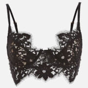For Love & Lemons Women's Sage Underwired Bralet - Black