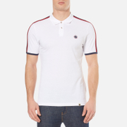 Pretty Green Men's Tilby Moon Polo Shirt - White