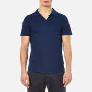 Oliver Spencer Men's Hawthorn Polo Shirt - Kobe Indigo