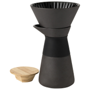 Stelton Theo Coffee Maker - Black