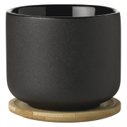 Stelton Theo Cup with Coaster