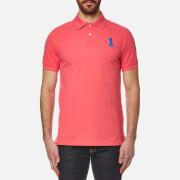 Hackett London Men's New Classic Polo Shirt - Coral