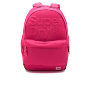 Superdry Women's Lineman Embossed Montana Backpack - Magenta