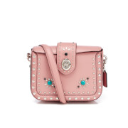 Coach Women's Page Cross Body Bag - Pink