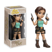 Tomb Raider Lara Croft Rock Candy Vinyl Figure