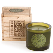 Archipelago Botanicals Wood Collection Oakmoss and Wood Boxed Candle 207g