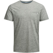 Camiseta Jack & Jones Core Inject - Hombre - Gris jaspeado
