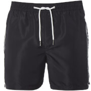 Jack & Jones Men's Classic Swim Shorts - Black