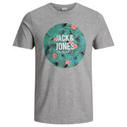 Jack & Jones Originals Men's Newport T-Shirt - Grey