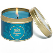 Luxury Small Tin Candle – Cinnamon