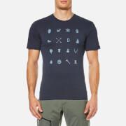 Haglofs Men's Camp T-Shirt - Tarn Blue