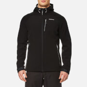 Craghoppers Men's Discovery Adventures Hooded Windshield Jacket - Black