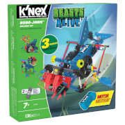 K'NEX Beasts Alive Robo Jaws Building Set (34406)