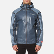 Columbia Men's Outdry Ex Gold Tech Waterproof Shell Jacket - Zinc Steel