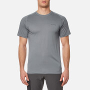 Columbia Men's Mountain Tech III T-Shirt - Grey Ash