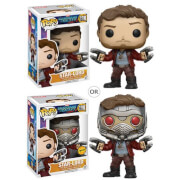 Figura Pop! Vinyl Star-Lord - Guardianes de la Galaxia Vol. 2