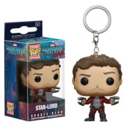 Les Gardiens de la Galaxie Vol. 2 Star-Lord Porte-clés Pocket Pop!