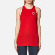 Converse Women's Core Mesh High Neck Tank Top - Casino