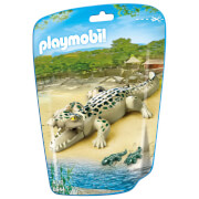 Playmobil Alligator met baby's (6644)