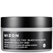 Mizon Enjoy Fresh-On Time Black Bean Mask 100ml