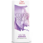 Wella Color Fresh Lightest Gold Central Blonde 10/39 75ml