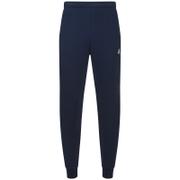 Pantalon Essential Logo Cuffed pour Homme Adidas -Marine