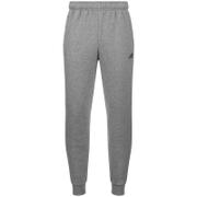 Pantalon Essential Logo Cuffed pour Homme Adidas -Gris