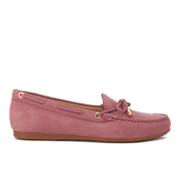 MICHAEL MICHAEL KORS Women's Sutton Moc Suede Driving Shoes - Wild Rose