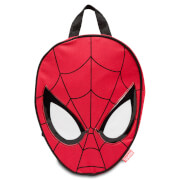 Spiderman 3D Head Shaped Backpack