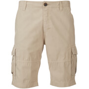 Threadbare Men's Hulk Cargo Shorts - Stone