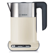 Bosch TWK8637PGB Cream Styline 1.5L Kettle