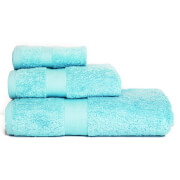 Restmor 100% Egyptian Cotton 3 Piece Luxury Towel Bale (600GSM) - Aqua