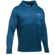 Under Armour Men's Storm Armour Fleece Twist Hoody - Blackout Navy