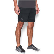 "Under Armour Men's Raid 8"""" Jacquard Shorts - Black/Graphite"