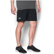 Under Armour Men's Launch Run 2 in 1 Shorts - Black