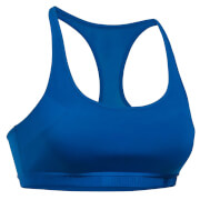 Under Armour Women's Breathe Sports Bra - Royal