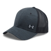 Under Armour Men's Blitz Trucker Cap - Stealth Grey/Black