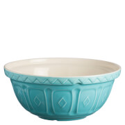 Mason Cash Colour Mix Mixing Bowl - Turquoise 29cm