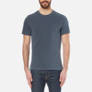Barbour Men's Garment Dyed T-Shirt - Navy