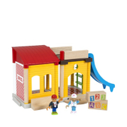 Brio Assembly Group School Playset