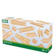 Brio 50 Piece Track Set